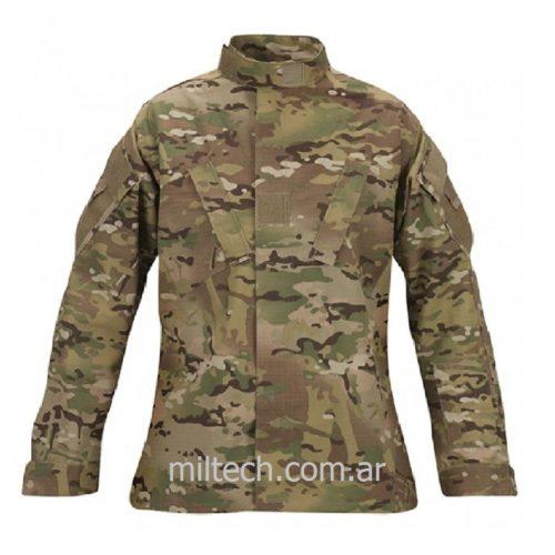 Uniforme de combate ripstop ACU Camisola MULTICAM imp. EE.UU., PROPPER.
