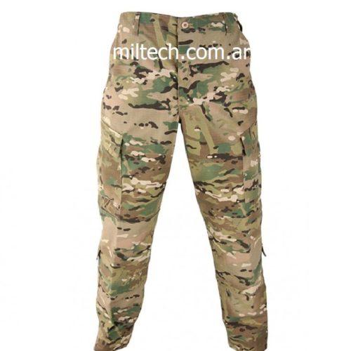 Uniforme de combate ripstop ACU Pantalon MUTICAM imp.EE.UU., PROPPER.