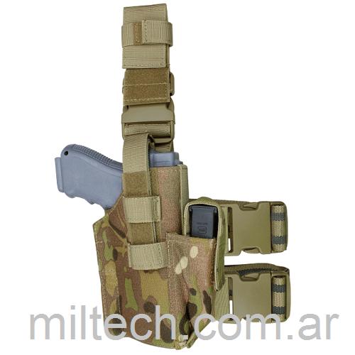 Pistolera Muslera CONDOR TACTICAL LEG HOLSTER