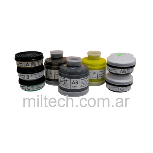 Filtros Segurind 110cc. E Filtros A, AB, B, C, G, E, AP2, BP2, ABP2, CP2