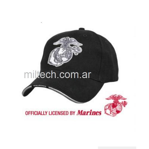 Gorra modelo Globe & Anchor Deluxe logo 3D, color negro, imp. 9897