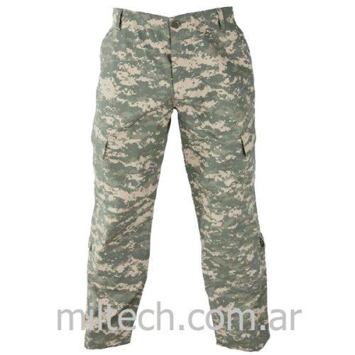 Pantalón MARPAT GRIS ACU 50/50 nylon/algodón, (Talle M) imp EEUU., PROPPER