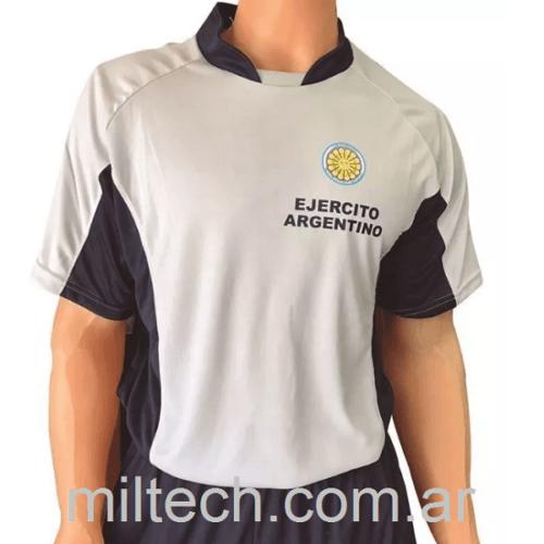 Uniforme de Gimnasia Corto Ejercito Argentino (Sublimado)
