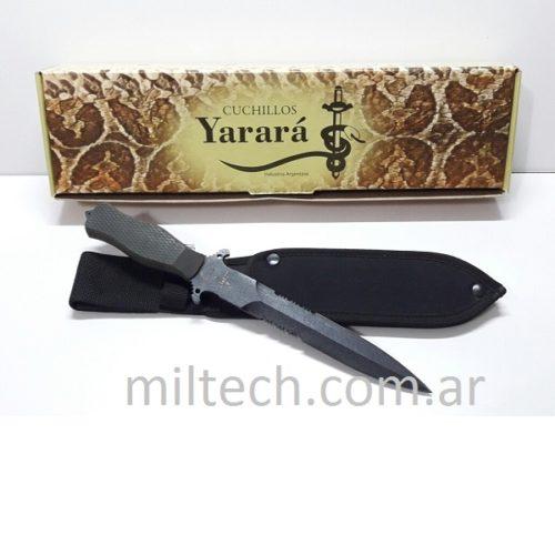 Cuchillo YARARA ASAE ( Reg. Asalto Aéreo 601)