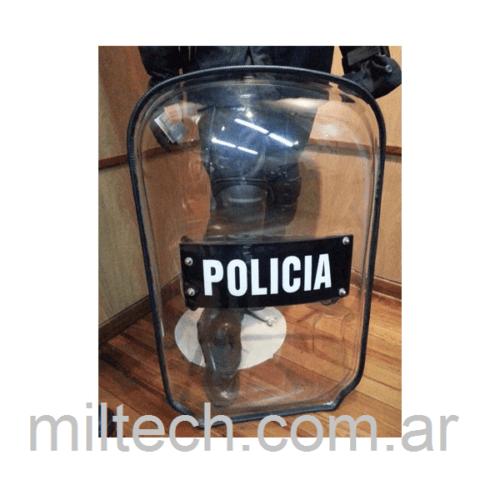 Escudo de Policarbonato