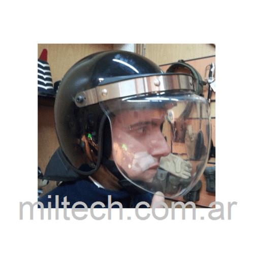 Casco Antidisturbios de Policia